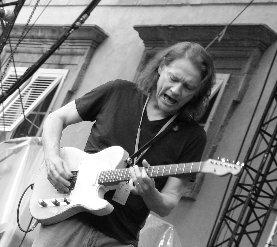 Tedeschi Trucks Band Robben Ford Lucca 2014 Il Blues