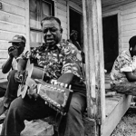 Big Joe Williams (Crawford, Mississippi, 1978, foto Axel Küstner ©)