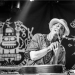 Watermelon Slim @ 11th Mojo Station Blues Festival - Roma 2015