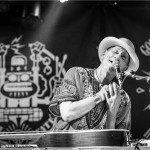 Watermelon Slim @ 11th Mojo Station Blues Festival - Roma 2015