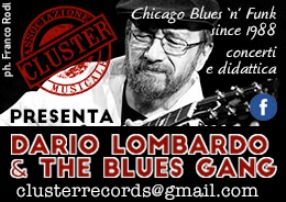 Dario Lombardo & The Blues Gang