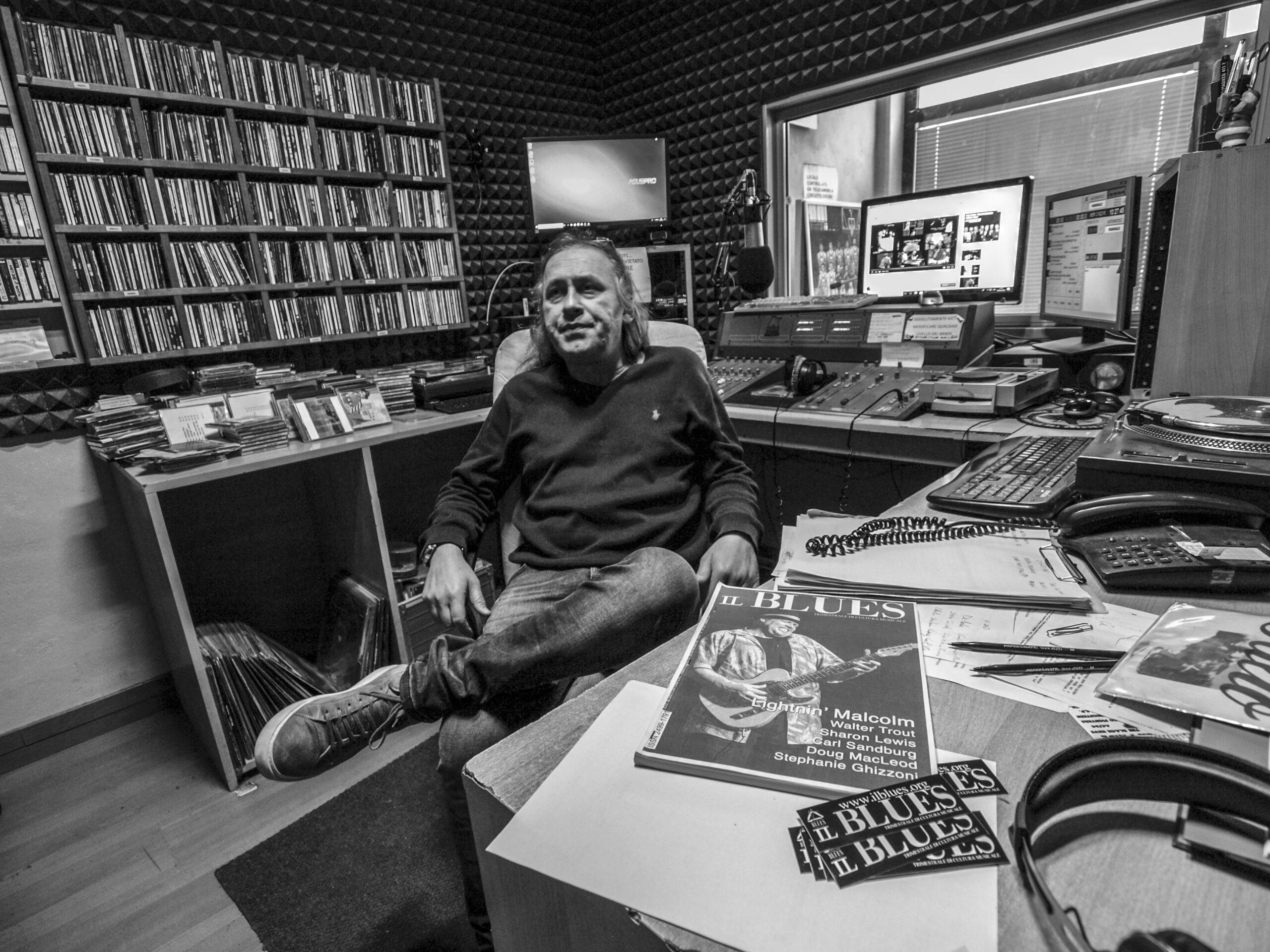 Bruno Bocedi in regia a K Rock di Scandiano