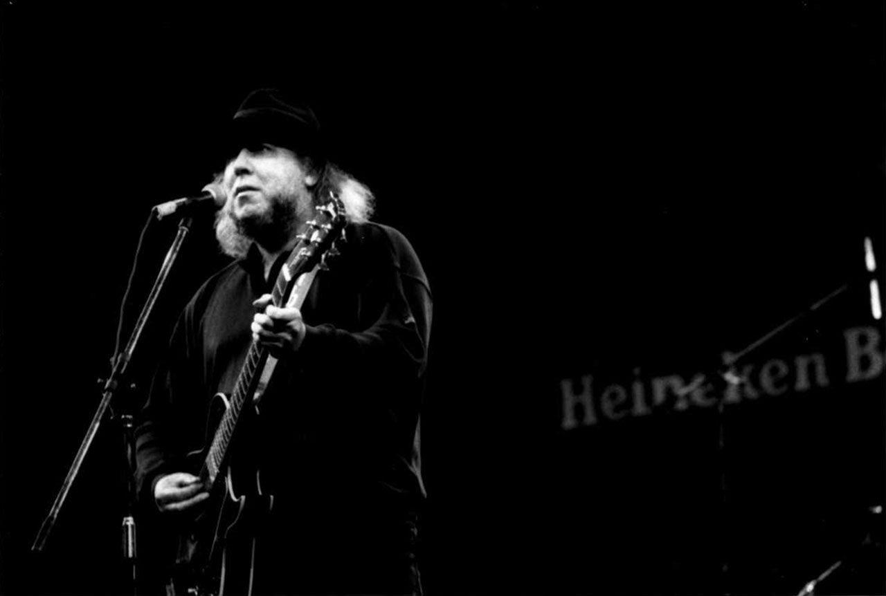 Peter Green live in Bellinzona 1988