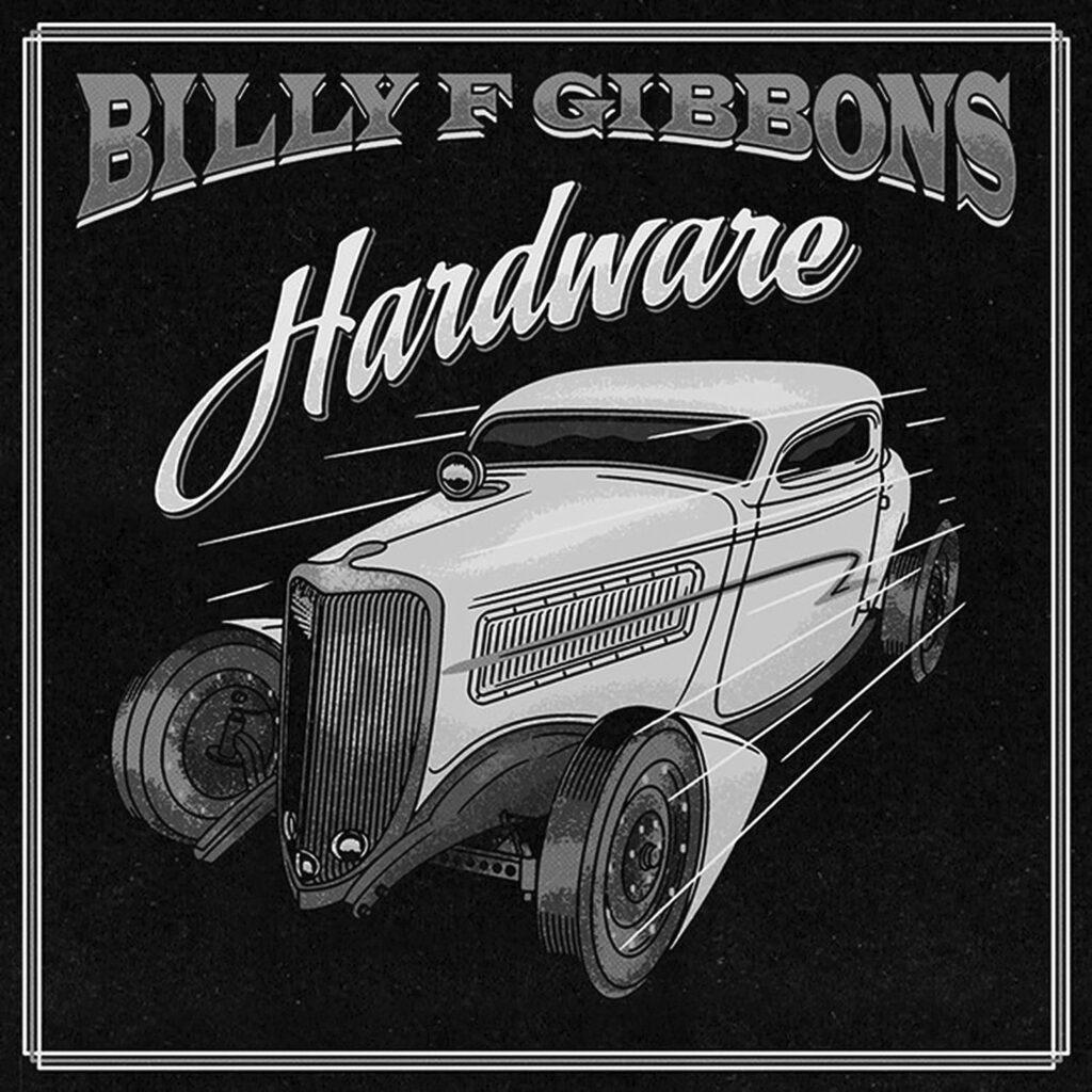 BILLY GIBBONS Hardware recensione album