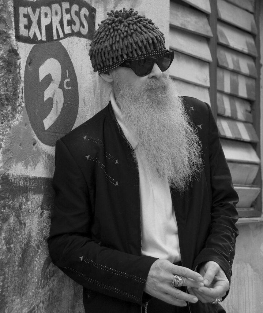 Billy Gibbons per Il Blues