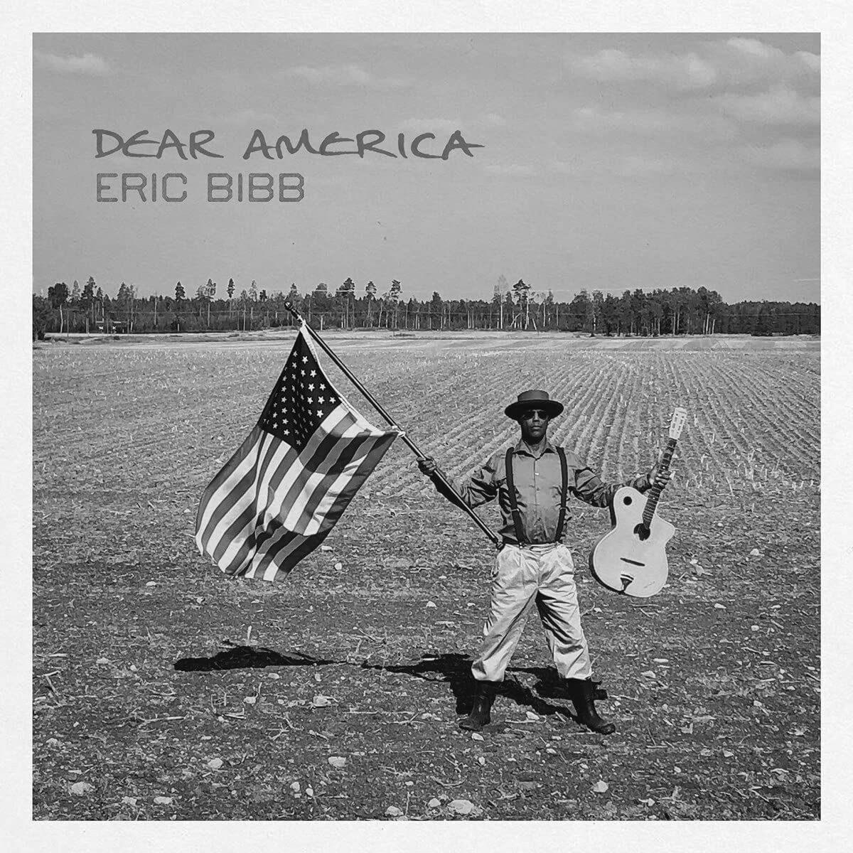 ERIC BIBB Dear America cover album