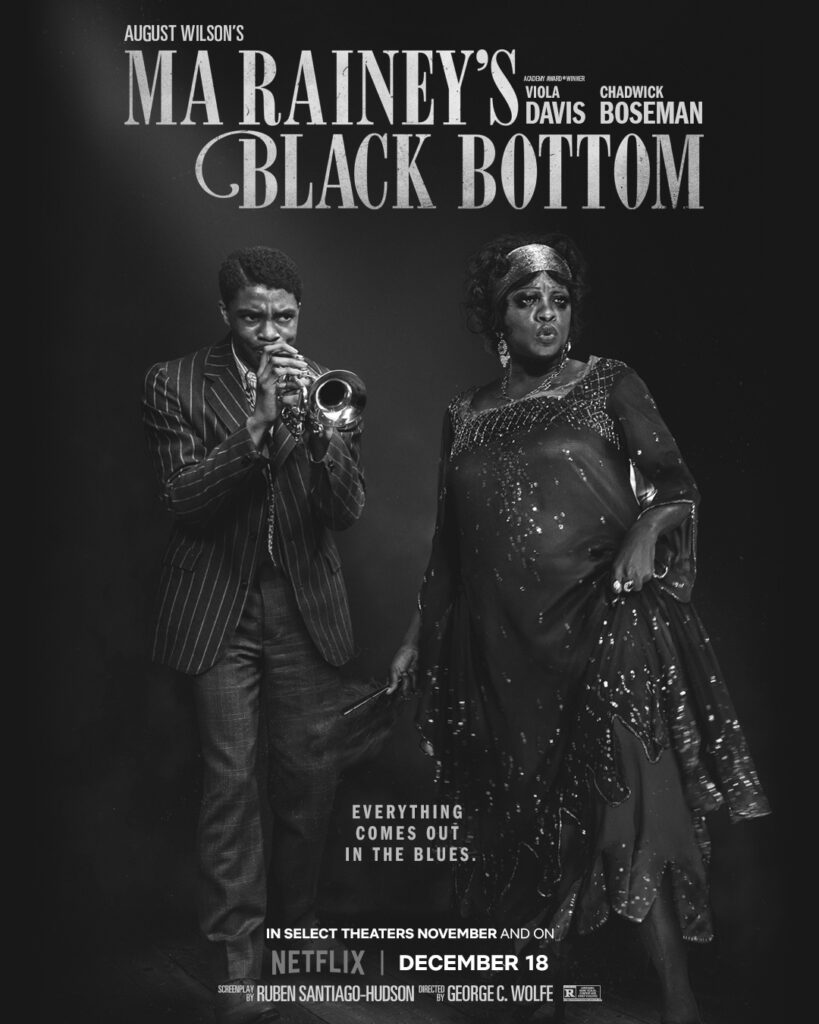 MA RAINEY'S BLACK BOTTOM manifesto film